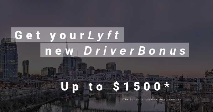 Lyft Referral promo code Nashville