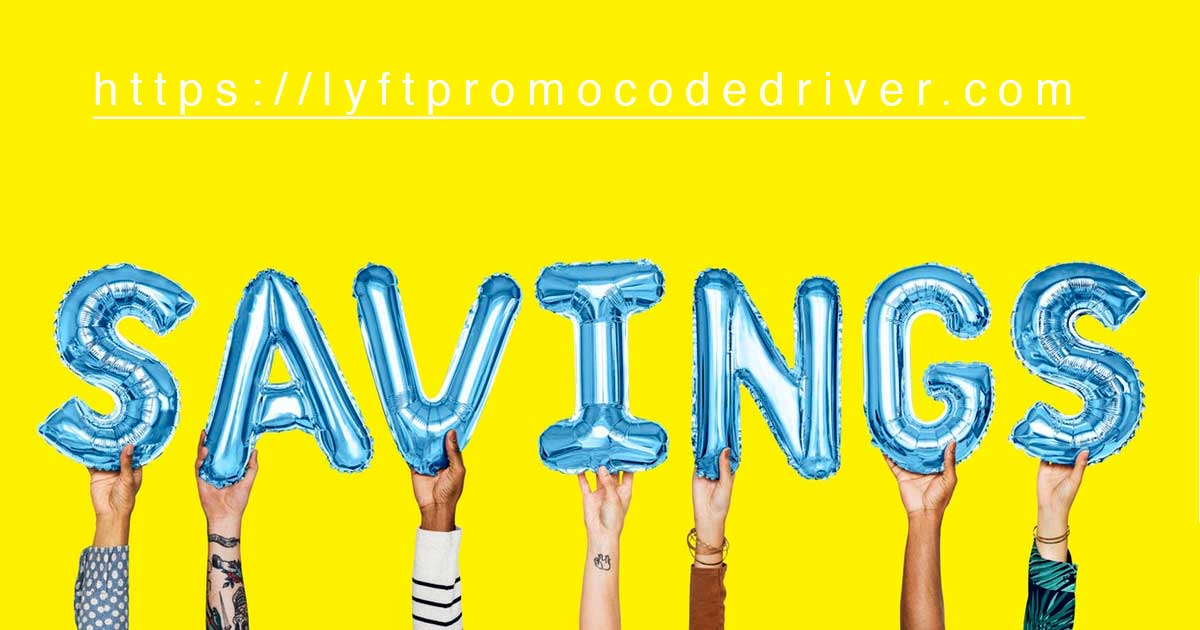 lyft promo code driver