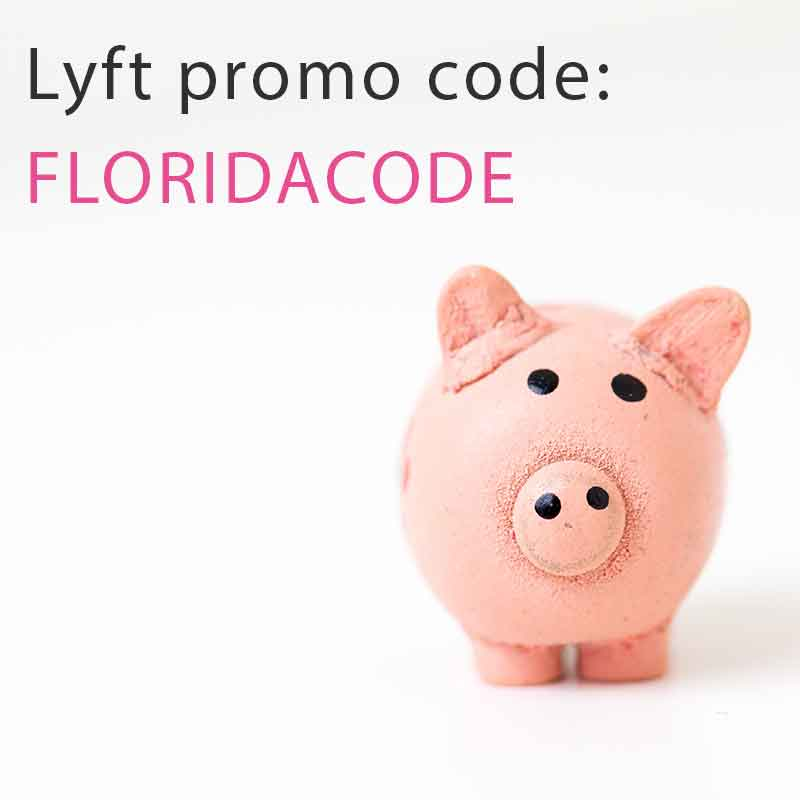 lyft promotions Tampa Bay