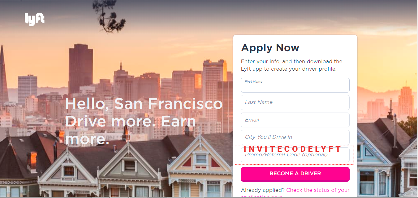 Lyft Best Sign-up Bonus Step 2